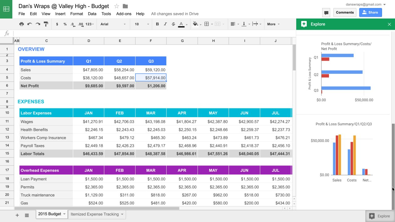 Google Docs Gets Voice Typing, Templates, Smart Sheets And