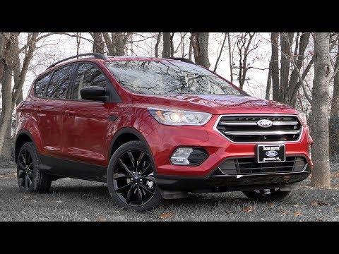2019 Ford Escape: Review