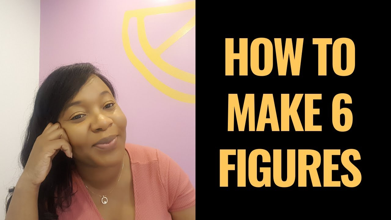 HOW TO MAKE 6 FIGURES AS A WEDDING PLANNER