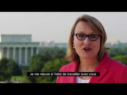 Meet Joan Polaschik, U S  Ambassador to Algeria (French)