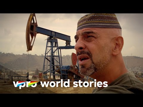 Azerbaijan the land of oil - From Sochi to Yerevan (2014)