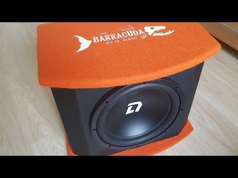 Активный сабвуфер - DL Audio Barracuda 12