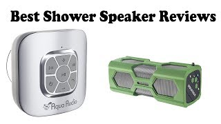 Best Shower Speaker Review 2018