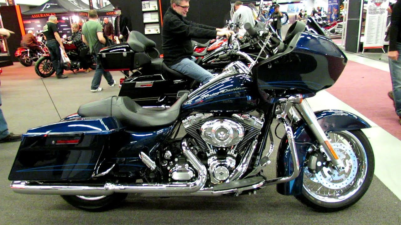 2013 Harley Davidson Touring Road Glide Custom