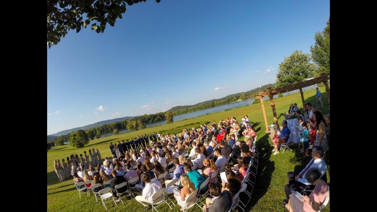 Connor & Ashlyn Kasten | Tennnessee RiverPlace Wedding, Chattanooga, TN | 8/19/17 | w/DJ Mark | HD