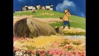 Capitulo 03 - Heidi la niña de los Alpes (Hacia los Pastos)