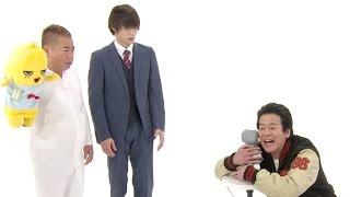京極浩介、ロボットAIにすがりつく 『ラストコップTHE MOVIE』WEB爆笑動画第3弾 黒川智花 動画 10