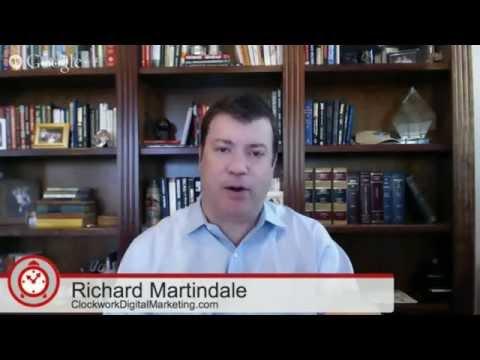 Legal Marketing Hangout - Video Marketing