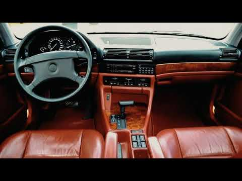 THE MOST PERFECT BMW E32 INTERIOR COMPILATION from YouTube · Duration:  3 minutes 4 seconds