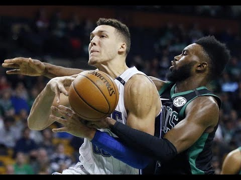 Magic end long run of futility in Boston, spoil Kyrie's 40-point night and send C's to third straigh