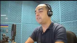 Comando 190 Rádio Cidade Araxá, com Willian Tardelli, final semana,12,13.14 de setembro de 2014.
