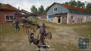 Hacker in Player Unknown's Battlegrounds