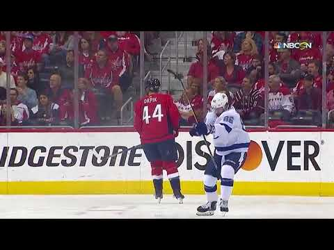 Tampa Bay Lightning vs Washington Capitals - May 15, 2018 | Game Highlights | NHL 2017/18