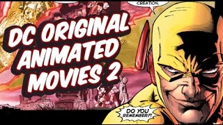 TOP 10 DC Comics - Animadas (Parte 2)
