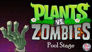 Gambar cover Plants vs Zombies Soundtrack. [Pool Stage]