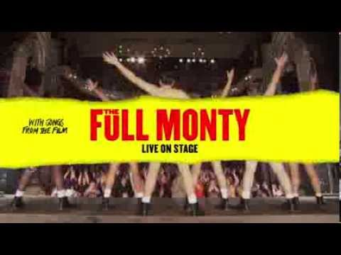 The Full Monty at Noel Coward Theatre