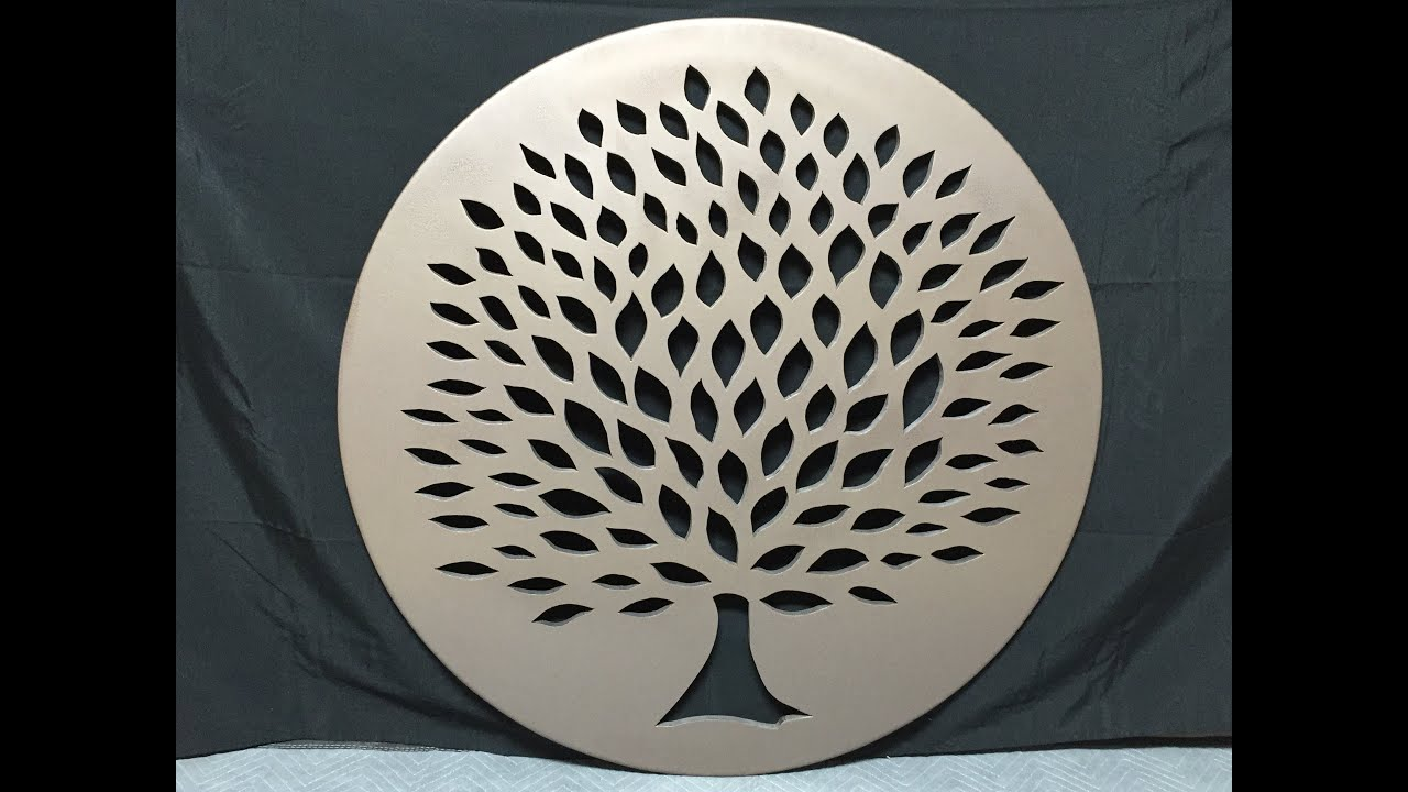 Tree Silhouette - Wall Art - Making It Yourself - Limited ...