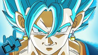 Dragon Ball Super Blue Vegito Theme Epic Rock Cover.mp3
