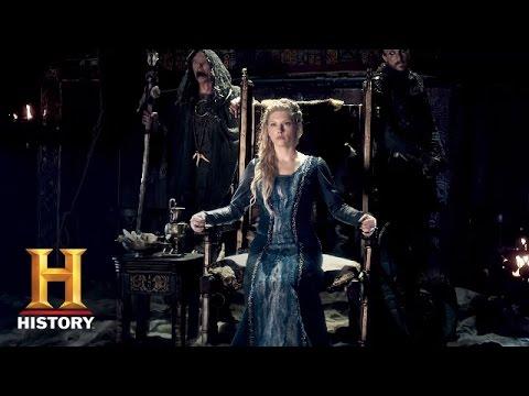 Vikings: Lagertha Teaser - All New Thursday 10/9c   History