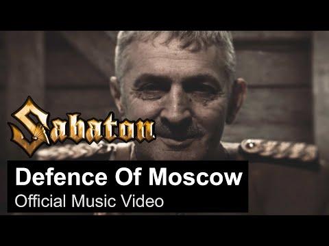 SABATON estrena el vídeo musical de «Defence Of Moscow»
