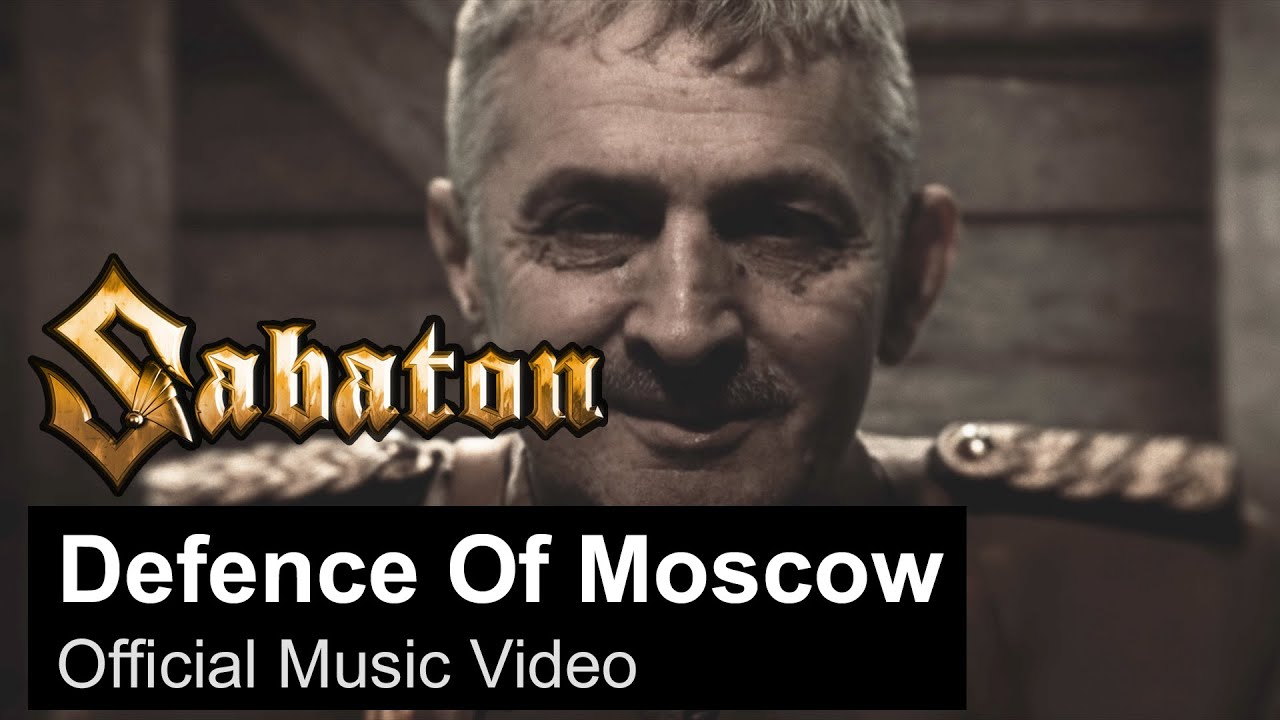 Download SABATON - Defence Of Moscow (Official Music Video)