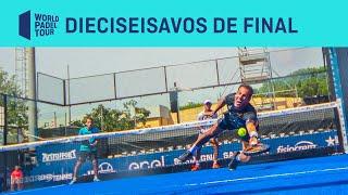 Resumen Dieciseisavos (turno mañana) Sardegna Open