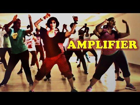 Zumba® Routine by Vijaya | Amplifier by Imran Khan