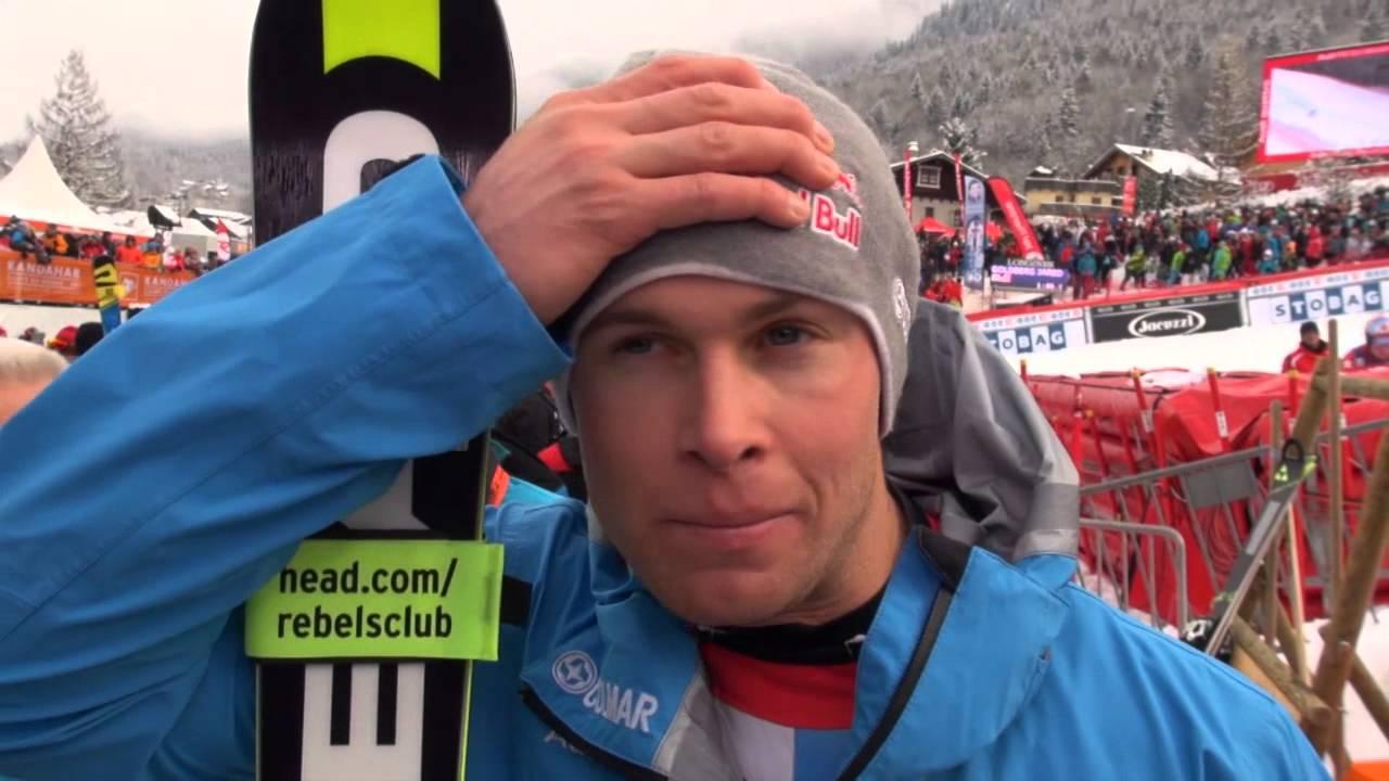 Interview Alexis Pinturault - Vainqueur Combiné Alpin Kandahar 2016