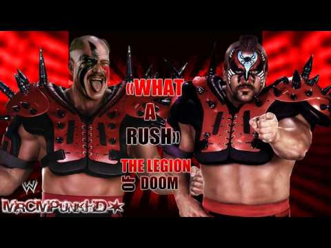 """WWE: The Legion Of Doom (Animal & Hawk) Last Theme """"What A Rush"""" [CDQ + Download Link]"""