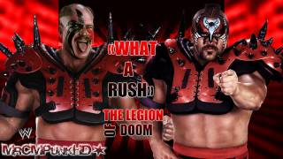 "WWE: The Legion Of Doom (Animal & Hawk) Last Theme ""What A Rush"" [CDQ + Download Link]"