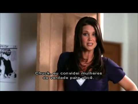 Chuck Extra  Sarah Lancaster Audition