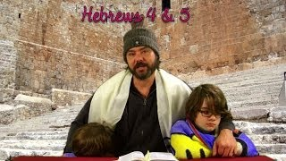Torah for Kids--Interlude--Hebrews 4 & 5--1-31-14