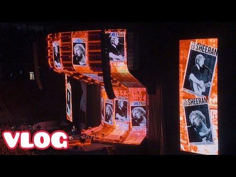 VLOG КОНЦЕРТ ЭДА ШИРАНА В МОСКВЕ   Ed Sheeran Divide Tour Moscow 19.07.19