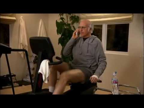 Curb your enthusiasm - Shut the f up