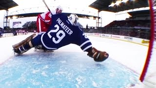 Gotta See It: Palmateer gives it all to make penalty shot save