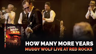 Joe Bonamassa - How Many More Years - Muddy Wolf at Red Rocks