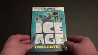 Ice Age 5-Movie Collection DVD Unboxing.