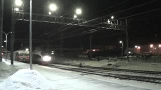 Сапсан всп поезд Ст..Тосно зимой 190 км-ч(, 2013-02-08T13:21:16.000Z)