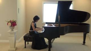Brahms  Fantasias Op.116 No.3  Capriccio in G Minor