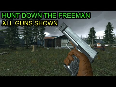 All Guns Shown - Hunt Down The Freeman
