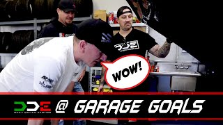 Gambar cover DDE VISITING GARAGE GOALS STABLES AND BLOWING UP DAMON AND DAVE EARDRUMS