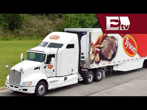 Tyson Foods venderá sus empresas avícolas de México y Brasil/ Dinero