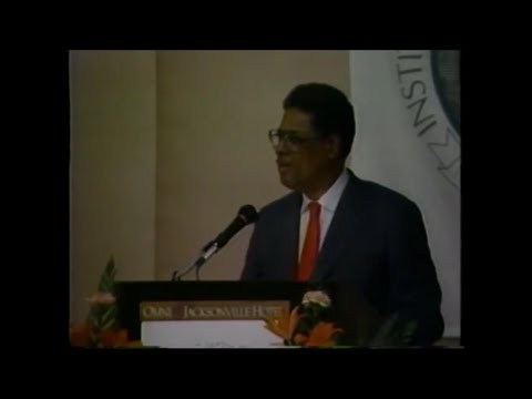 Thomas Sowell: Economic vs Political Decision Making Complete