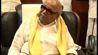 Press meet reg Alagiri - Kalaignar Karunanidhi (28-01-2014)