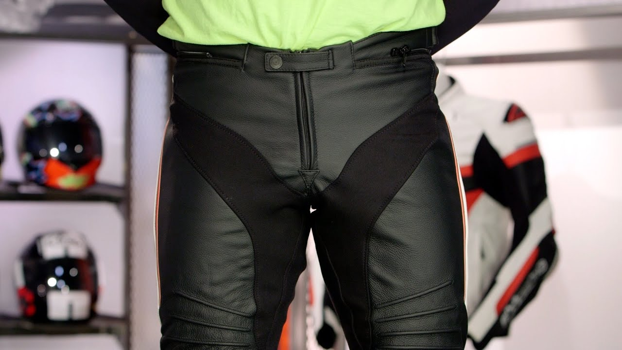 cheapest price competitive price classic styles Dainese Misano Leather Pants Review at RevZilla.com