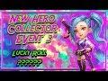 CASTLE CLASH HERO COLLECTOR 3 IOS GUNSLINGER ROSE IOS APPLE NICE F2P ROLL #FOLGE18
