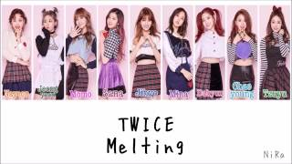 TWICE MELTING