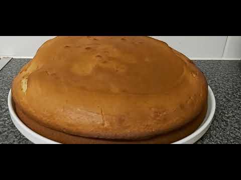 የቡላ ኬክ Ethiopian food (casava cake)