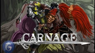 Обзор Carnage (MMO)