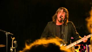 """Dave Grohl & Sound City Players- """"Hangin' Tree"""" (Queens of the Stone Age) Live @ Sundance 1-18-13"""